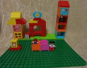 """конструктор Лего Дупло (LEGO Duplo) """"Мой день"""""""